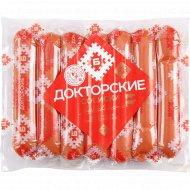 Сосиски «Брестский мясокомбинат» Докторские, высший сорт, 390 г