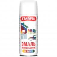 Краска-эмаль универсальная «Starfix» 9003, 520 мл. бело-матовый.