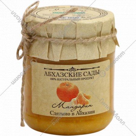 Джем оригинальный «Абхазские сады» мандарин, 300 г.