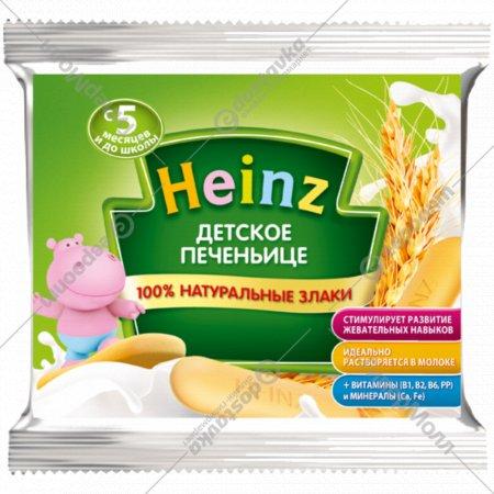 Детское печеньице «Heinz» натуральные злаки, 60 г