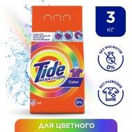 Стиральный порошок «Tide» сolor, 3 кг.