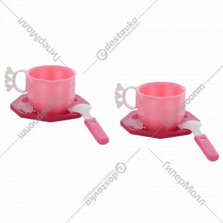 Набор детской посуды «Ретро» на 2 персоны, 6 элементов.