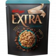 Гранола-мюсли «Kellog Extra» c молочным шоколадом, 300 г.