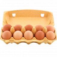 Яйца куриные «Молодецкие» обогащенные селеном Д-0, 10 шт.