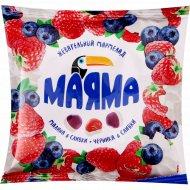 Жевательный мармелад «Маяма» со вкусом малины со сливками, 70 г.