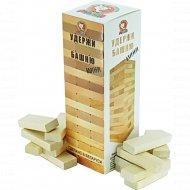Игра настольная «Падающая башня мини».