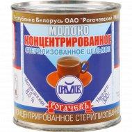 Сгущенное молоко «Рогачевъ» концентрированное стерилизованное цельное, 8.6%, 300 г