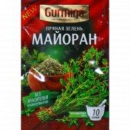 Майоран «Gurmina» зелень сушеная, 10 г.
