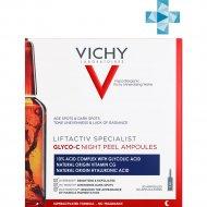 Сыворотка-пилинг «Vichy» Liftactiv Specialist Глико-С, ночная, 1.8 мл, 30 шт