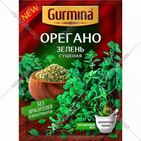 Орегано «Gurmina» зелень сушеная, 10 г.