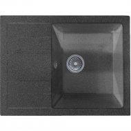 Мойка «AV Engineering» из искусственного камня BEST черный 650х500 mm.