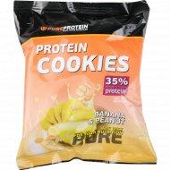 Печенье «Protein Cookies» банан и арахис, 80 г.