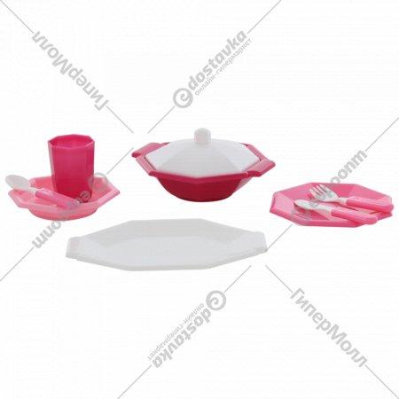 Набор детской посуды «Ретро» 9 элементов.