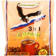 Напиток кофейный, с орлом 3 в 1, классик, 450 г.