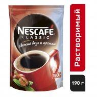 Кофе растворимый «Nescafe» Classic, 190 г.