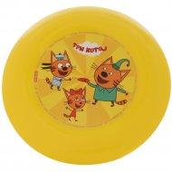Летающая тарелка «Три кота».