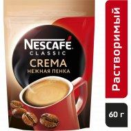 Кофе растворимый «Nescafe Classic Crema» 60 г.