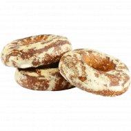 Пряники сырцовые «Имбирное кольцо» 1 кг., фасовка 0.45-0.5 кг