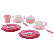 Набор детской посуды «Ретро» 17 элементов.