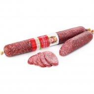 Колбаса сырокопченая «Гродненская особая» высший сорт, 1 кг, фасовка 0.3-0.6 кг