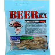 Рыбка сушеная «Beerka» анчоус, 25 г.