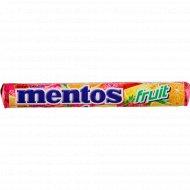 Драже жевательные «Mentos» фрукты, 37 г