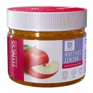 Фитнес джем «0! калорий» яблочный, 300 г.