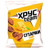 Сухарики «Хрусteam» со вкусом сыра 40 г