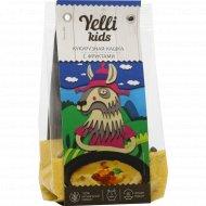 Кукурузная кашка «Yelli kids» с фруктами, 120 г.
