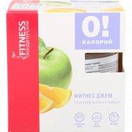 Фитнес джем «0! калорий» лимонно-яблочный, 300 г.