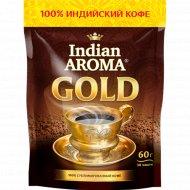 Кофе растворимый «Indian Aroma» сублимированный, 60 г.