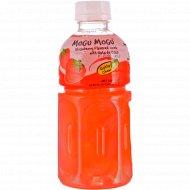 Напиток негазированный «Mogu Mogu» со вкусом клубники, 320 мл.