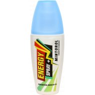 Освежитель полости рта «Mintorol» Energy Spray+.