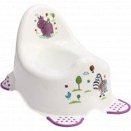 Горшок детский пластмассовый «Adam/hippo» 38x27x24 см.