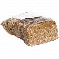 Хлеб «Бережок с подсолнечником» нарезанный, 400 г.