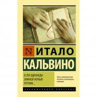 Книга «Если однажды зимней ночью путник».
