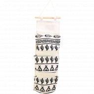 Органайзер с карманами подвесной «Мексика» 3 отделения, 60x20 см.