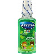 Ополаскиватель для полости рта «Astera Kids» яблоко, 300 мл.
