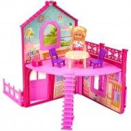 Кукла «Подружка» с домиком, K899-101