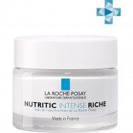 Крем для лица «La Roche-Posay» Nutritic Intense Riche, сухая кожа, 50 мл