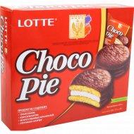 Печенье «Lotte» Choco Pie 336 г.