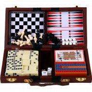 Шахматы магнитные 6 в 1.