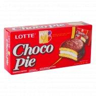 Печенье «Choco Pie» 168 г (28 г х 6 шт).
