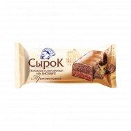 Сырок творожный «Пражский» на шоколадном бисквите, 23%, 65 г.