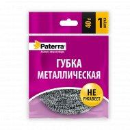 Губка из нержавеющей стали «Paterra» спираль 40 г.