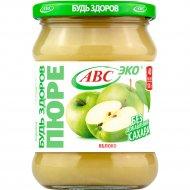 Пюре яблочное «Будь здоров» 450 г.