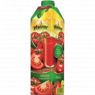 Сок «Pfanner» томатный, 1 л.