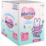 Трусики-подгузники «Merries» Box M, 6-11 кг, 116 шт.