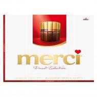 Шоколад ассорти «Merci» 675 г.