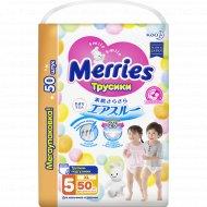 Трусики-подгузники «Merries» XL, 12-22 кг, 50 шт